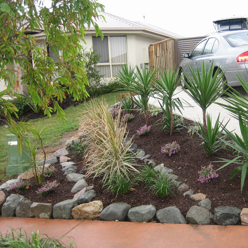 Landscaping Garden Brisbane : Garden design landscaping service sunshine coast north brisbane