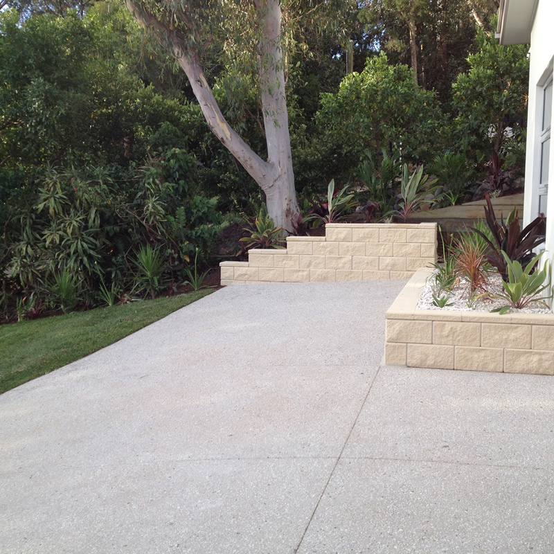 landscaping rocks sunshine coast stone tiling 5 living