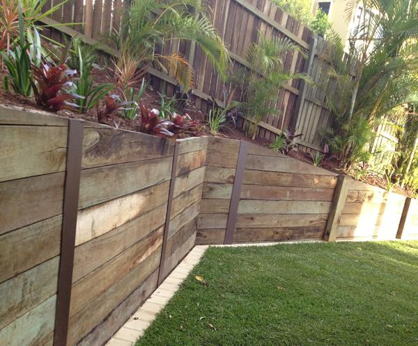 Retaining Wall Sunshine Coast
